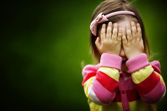 Le paure dei bambini: quali sono e come affrontarle